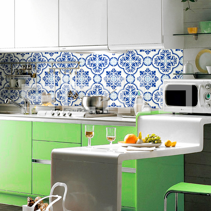 Armario Sala ~ Adesivos de Azulejo Aprendendo a usar em Varios Ambientes
