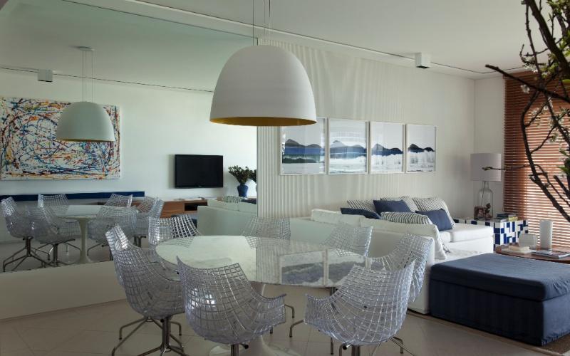Salas de Jantar  Decorando com a Artezanal