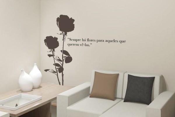 Frase na parede 6