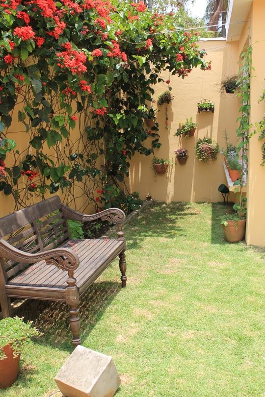 terraco jardim detalhe:Area Externa – Como aproveitar o espaço