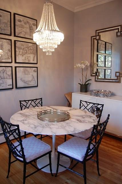 Kitchen Table Chandelier Ideas