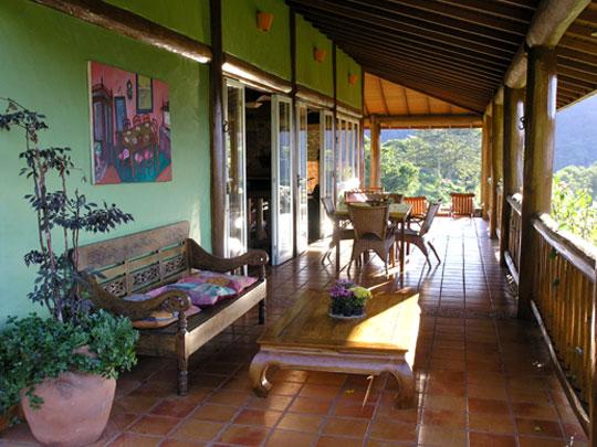 Varanda como decorar com muito charme e originalidade - Como decorar casas rusticas ...