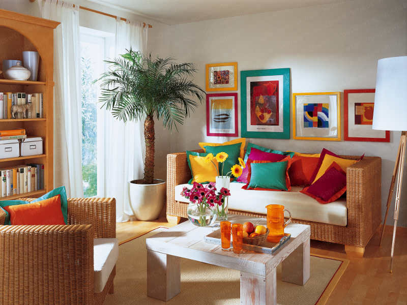 decoracao alternativa de casas:Creative Living Room Design Ideas