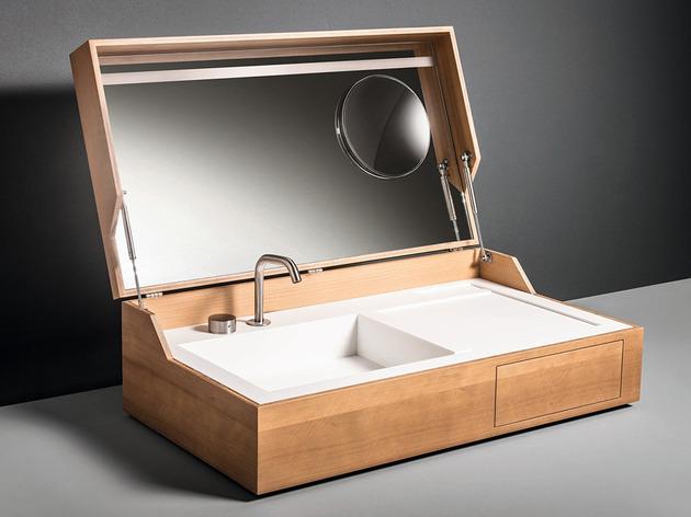 Cuba para banheiros Box