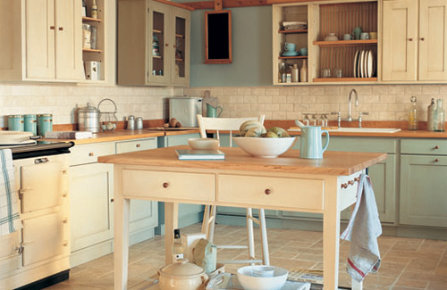 Cozinha pequena – Decore com muito charme e elegância