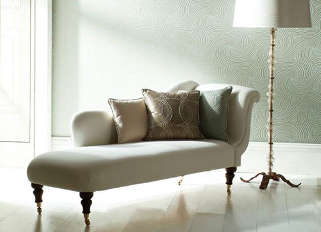 A chaise é perfeita para quem busca conforto