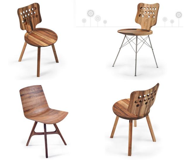 Cadeiras margarida