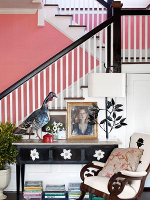 Cores e estampas para decorar sua casa