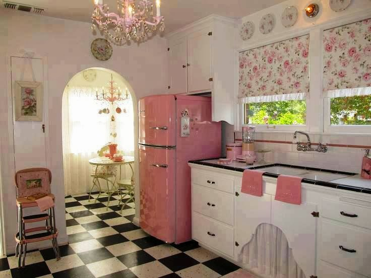 Romantismo em destaque na decora o da casa toda for Casas estilo romantico