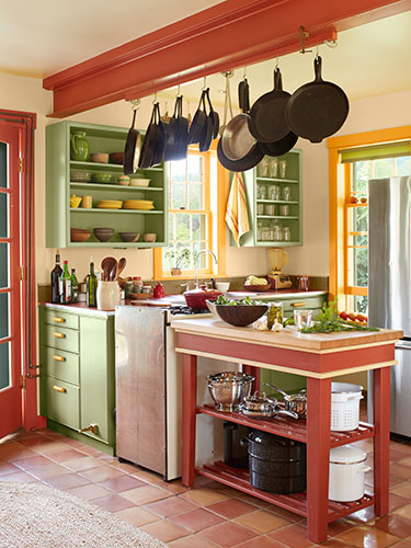 Colorful Kitchen Painting Ideas