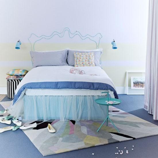 Deixe seu quarto mais colorido
