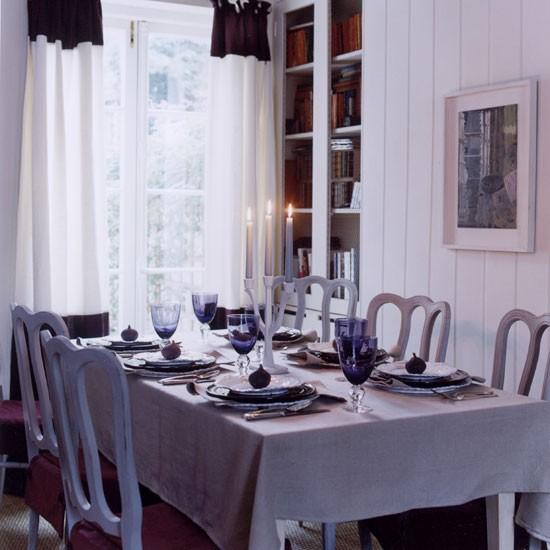 Ideias para sua sala de jantar