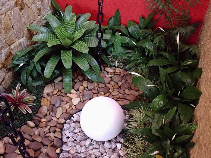 fotos de jardim interno : fotos de jardim interno:Ideias para montar o seu jardim de inverno