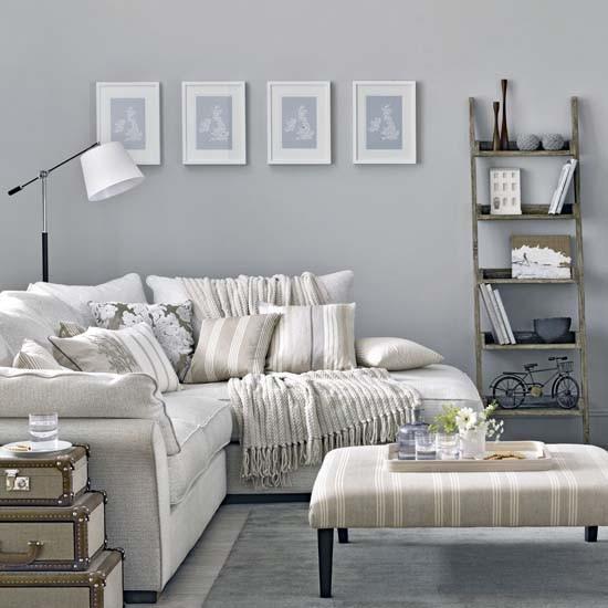Home Design N Decor: Linda Sala De Estar Decorada Com Carinho