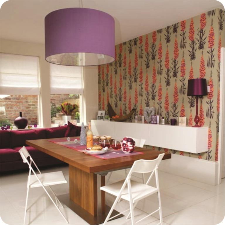 Paredes decoradas com muito estilo na sua casa for Como e living room em portugues