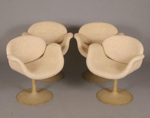 Cadeira Tulipa clássico de Pierre Paulin
