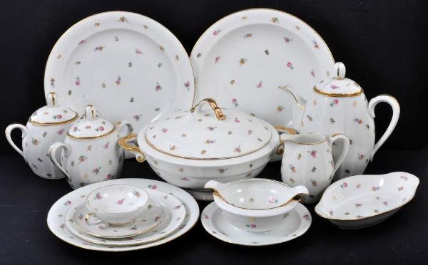 Porcelana finas e delicadas para decorar sua casa for Marcas de vajillas de porcelana