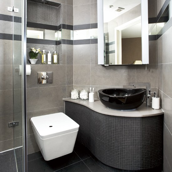 Tendencias para banheiros dicas e ideias para a casa - Imagenes banos modernos ...