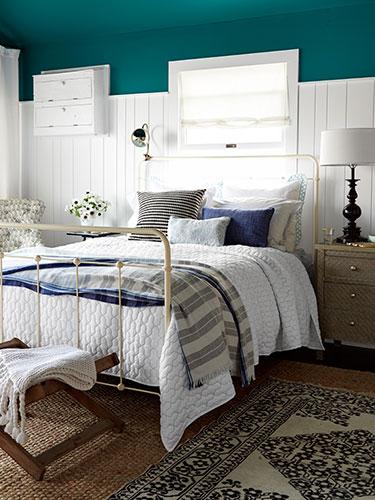 Colchões e almofadas para garantir o conforto no quarto
