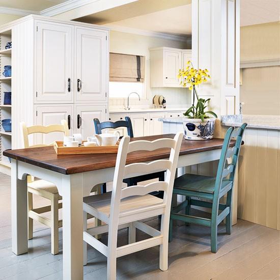 Cozinha simples e tradicional