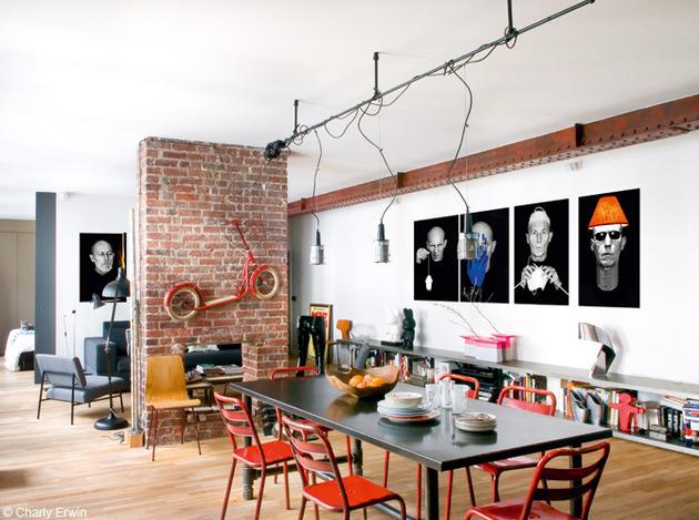 Loft Urbano vai de Paris a New York