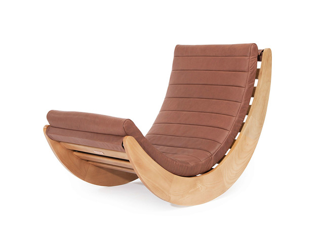 Rocking Chair de Verner Panton
