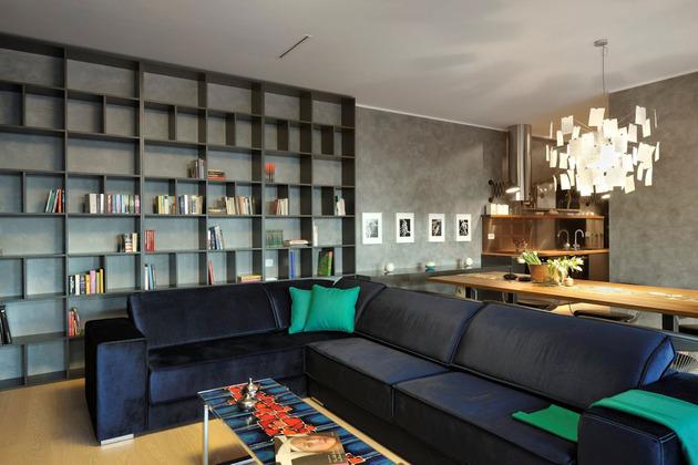 Apartamento estilo urbano na Eslovênia