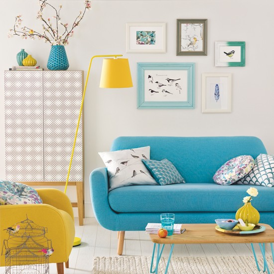 Cores Tropicais E Estampas Para Decorar A Casa