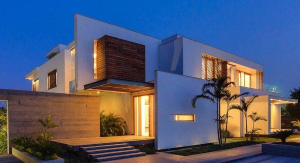 Fachada moderna para sua casa