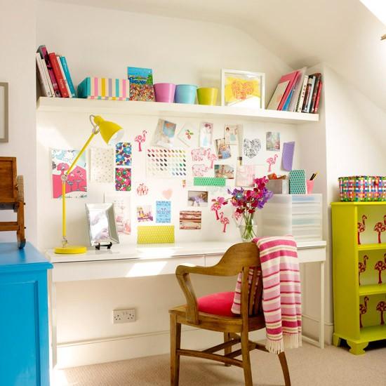 Home Office pequeno para você se inspirar
