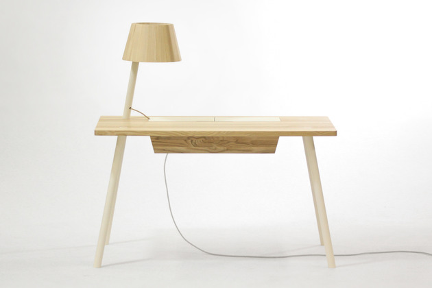 Mesa contemporanea para iluminar e organizar os ambientes