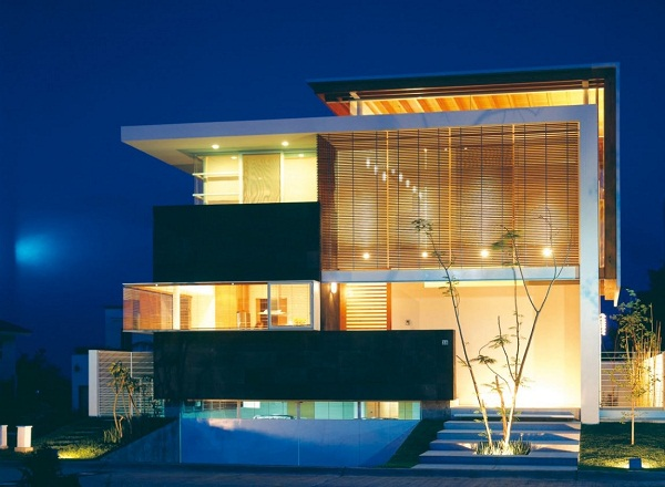 Modernas e sem telhado