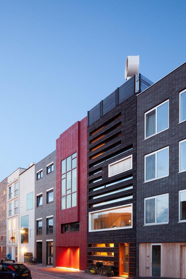 Casa Sustentavel Em Amsterd 227 Alia Design A Sustentabilidade