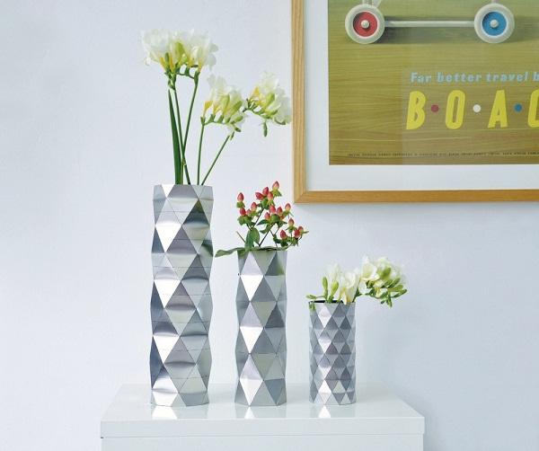 Os vasos Convert são lindos e acrescentam personalidade aos ambientes