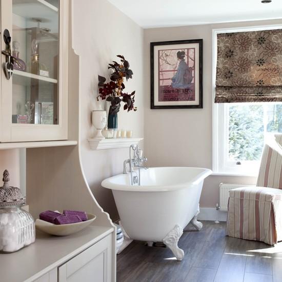 Ideias para a decoração dos banheiros