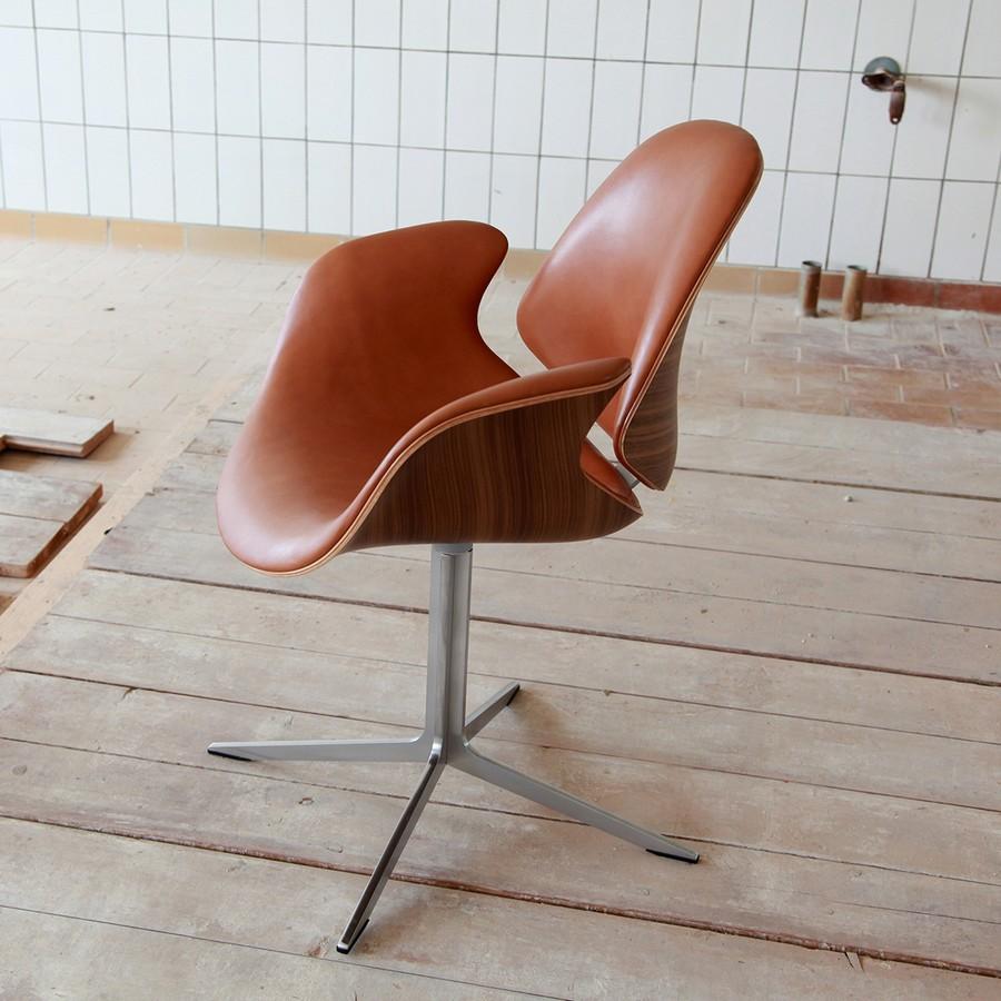 Cadeira Council e suas curvas
