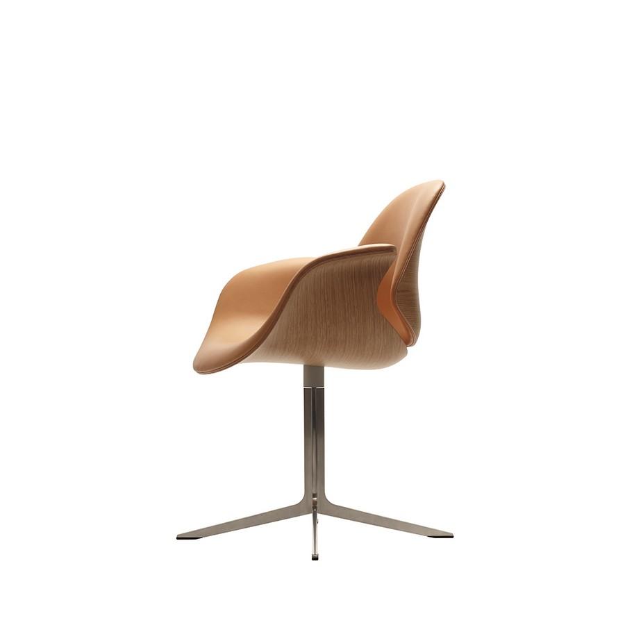Cadeira Council - extremo conforto para os líderes mundiais