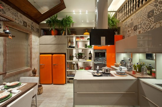 Orange Kitchen Appliances Nz