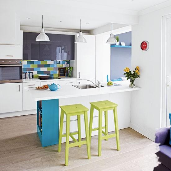 Kitchen Dining Room Colors Small Kitchen Designs Small: Cozinhas Para Todos Os Gostos, Bolsos E Estilos