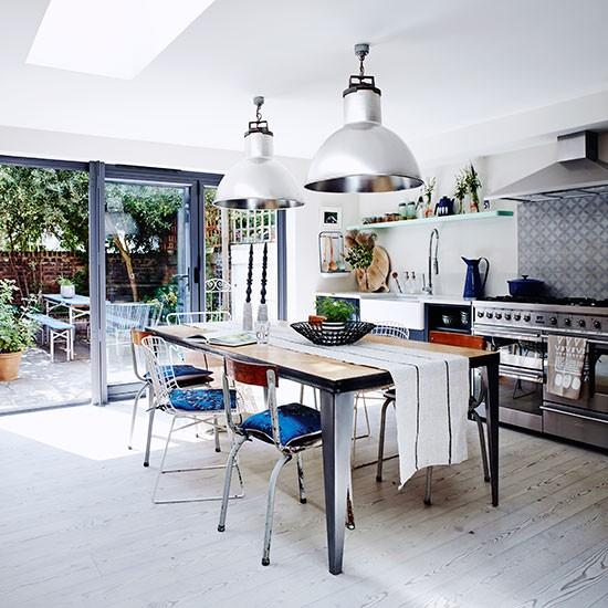 Cozinhas para todos os gostos e casas