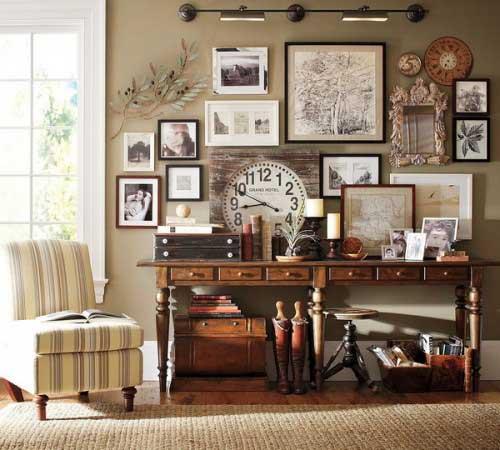 Vintage Home Decor Soul Of Home: Retro Vintage Na Decoração Com Muito Estilo