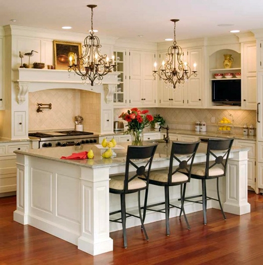 Small Kitchen Great Room Designs