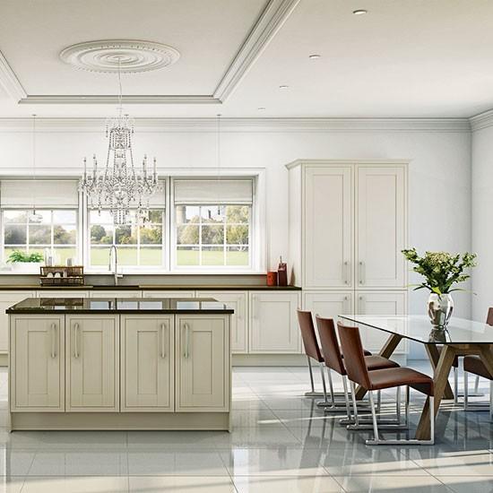 Ideias para montar uma cozinha grande e tradicional