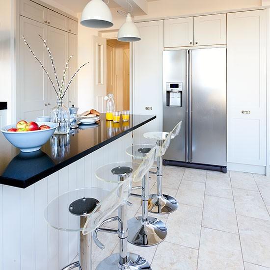 Inspiração para uma cozinha moderna
