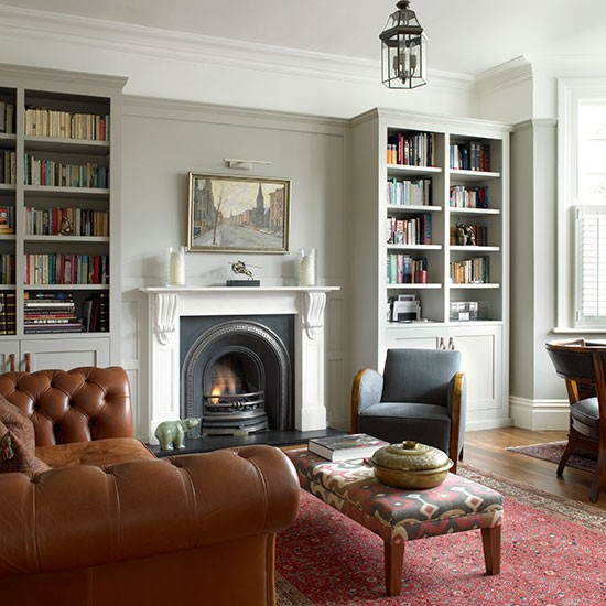 Sala tradicional - Ideias para sua casa
