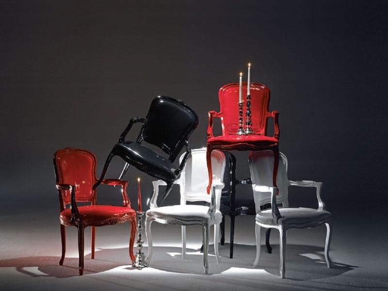 Cadeiras Luiz XV são perfeitas