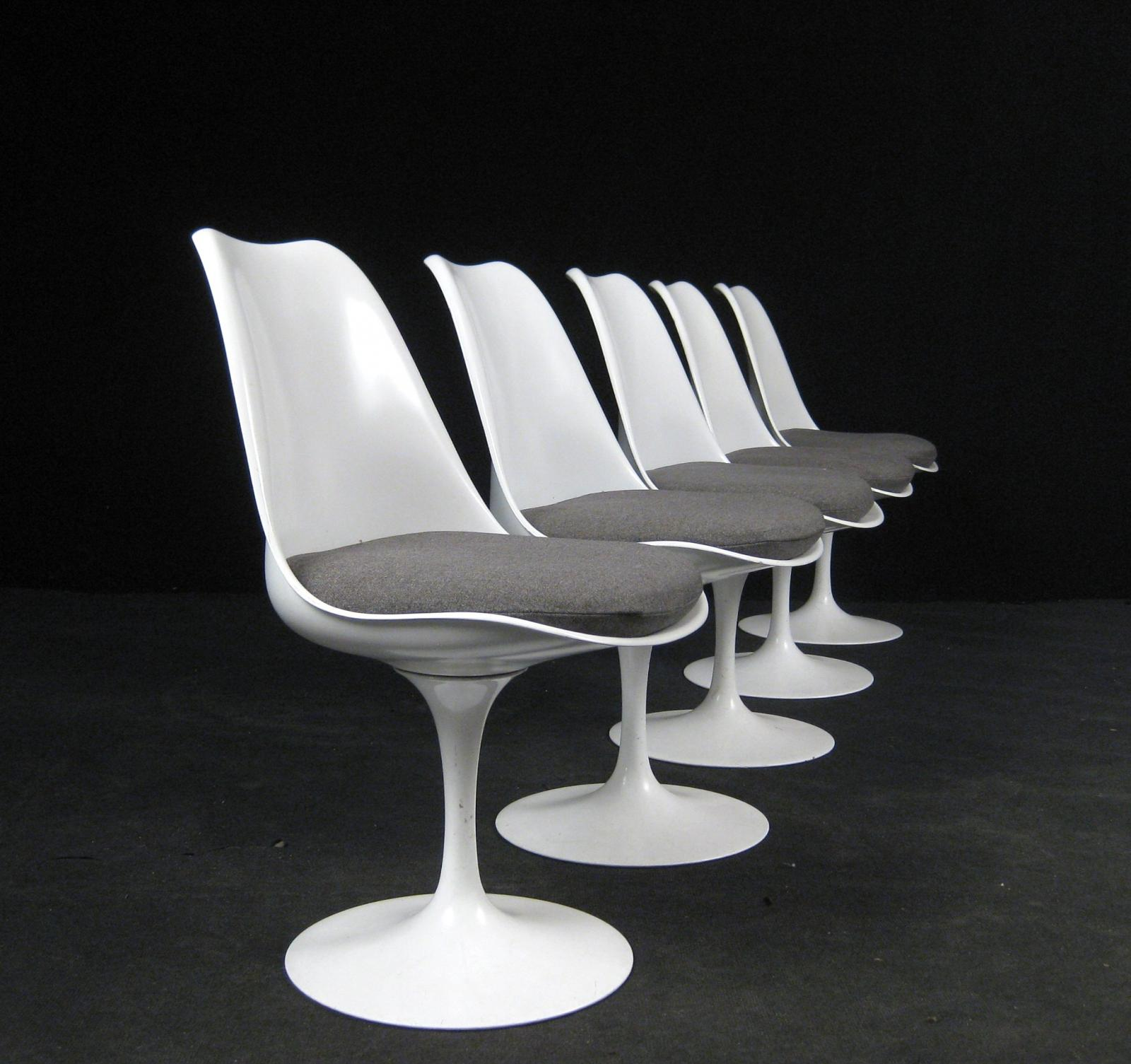 Cadeira Saarinen é um ícone do design mundial