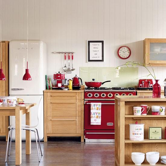 Cozinha em carvalho