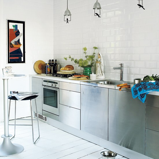 Cozinhas decoradas pra você se inspirar