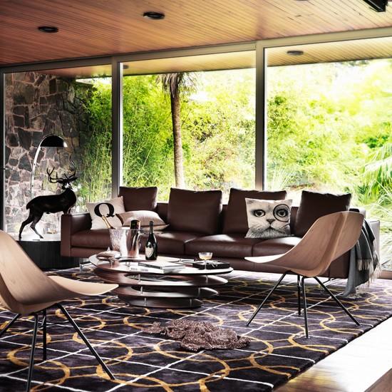 Ideias lindas para o seu living room